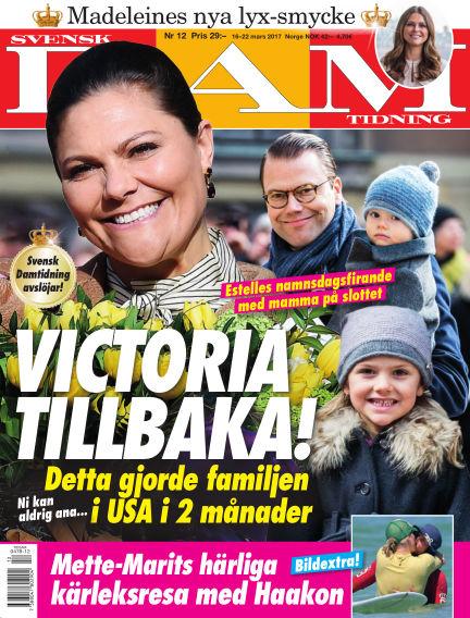 Svensk Damtidning March 16, 2017 00:00