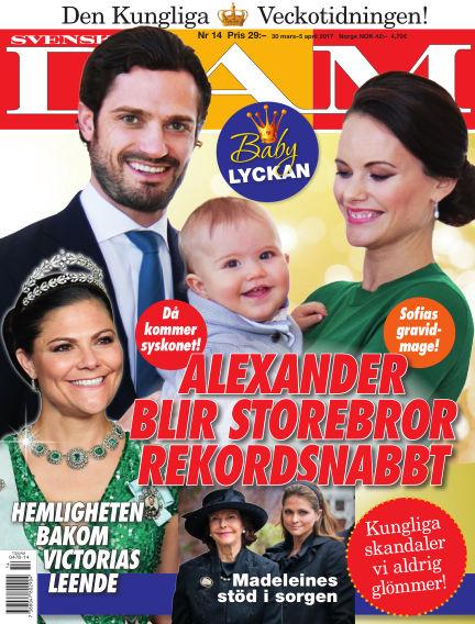 Svensk Damtidning March 30, 2017 00:00