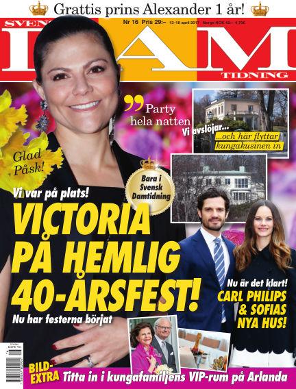 Svensk Damtidning April 13, 2017 00:00