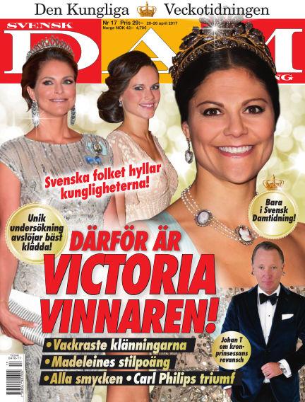 Svensk Damtidning April 20, 2017 00:00