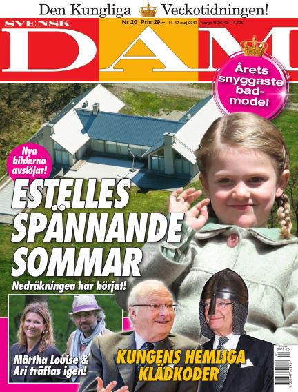 Svensk Damtidning May 11, 2017 00:00