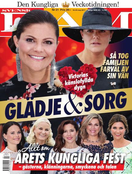 Svensk Damtidning May 18, 2017 00:00