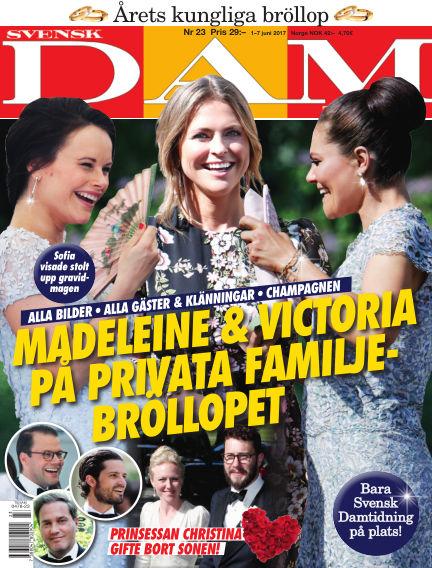 Svensk Damtidning June 01, 2017 00:00