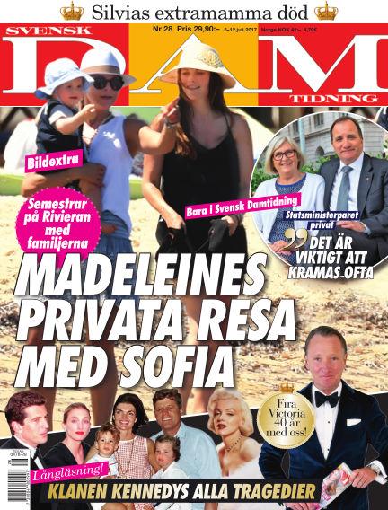 Svensk Damtidning July 06, 2017 00:00