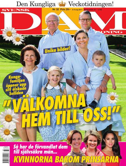 Svensk Damtidning August 03, 2017 00:00