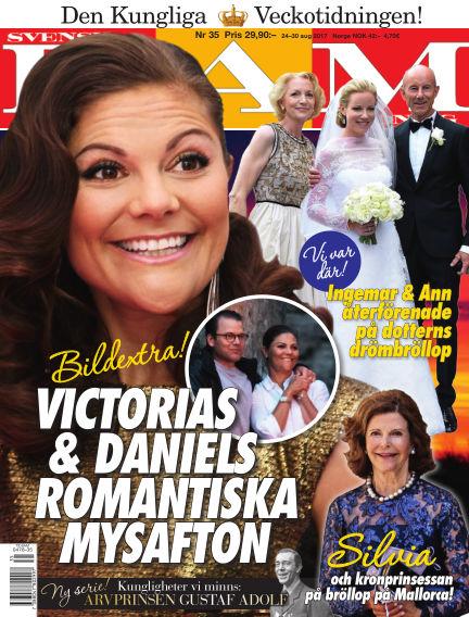 Svensk Damtidning August 24, 2017 00:00