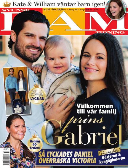Svensk Damtidning September 07, 2017 00:00
