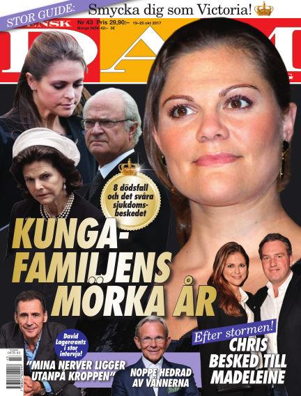 Svensk Damtidning October 19, 2017 00:00