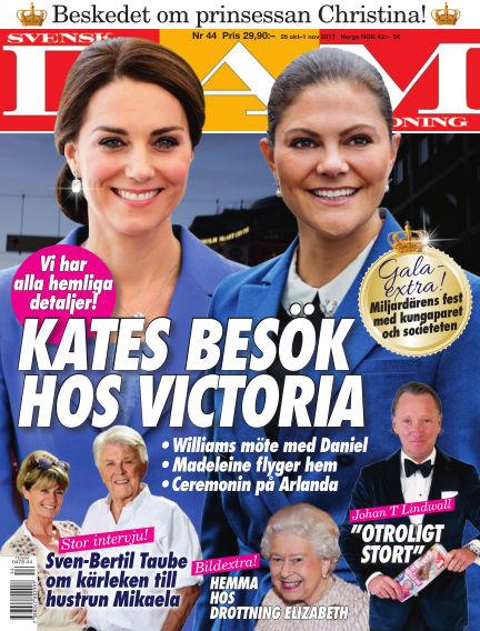 Svensk Damtidning October 26, 2017 00:00