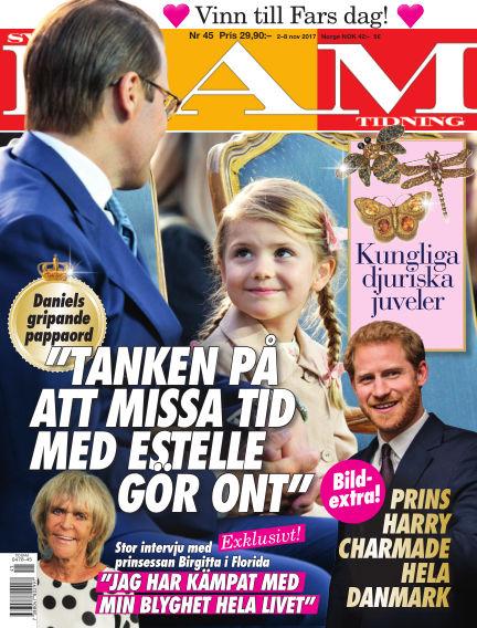 Svensk Damtidning November 02, 2017 00:00