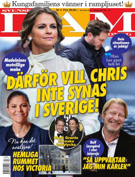Svensk Damtidning January 18, 2018 00:00