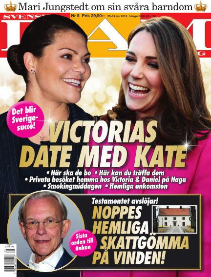 Svensk Damtidning January 25, 2018 00:00