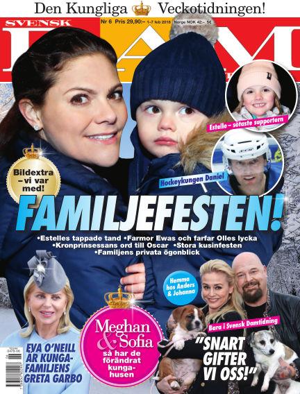 Svensk Damtidning February 01, 2018 00:00