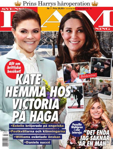 Svensk Damtidning February 08, 2018 00:00