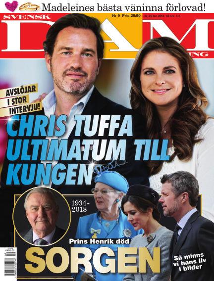 Svensk Damtidning February 22, 2018 00:00