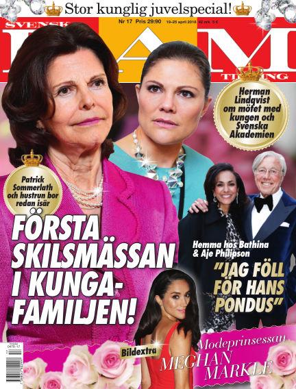 Svensk Damtidning April 19, 2018 00:00