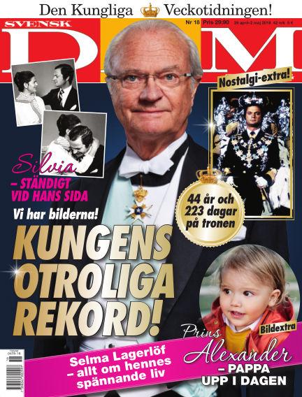 Svensk Damtidning April 26, 2018 00:00