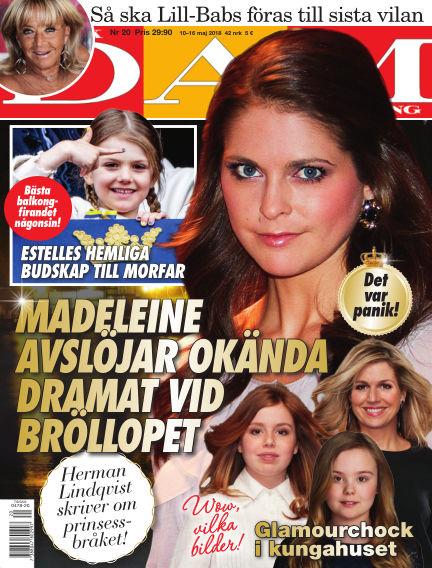 Svensk Damtidning May 10, 2018 00:00