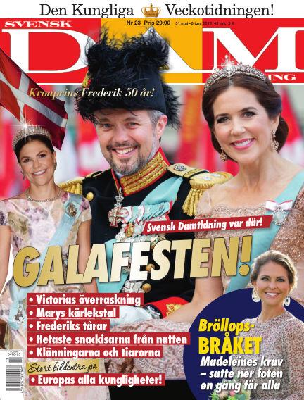Svensk Damtidning May 31, 2018 00:00