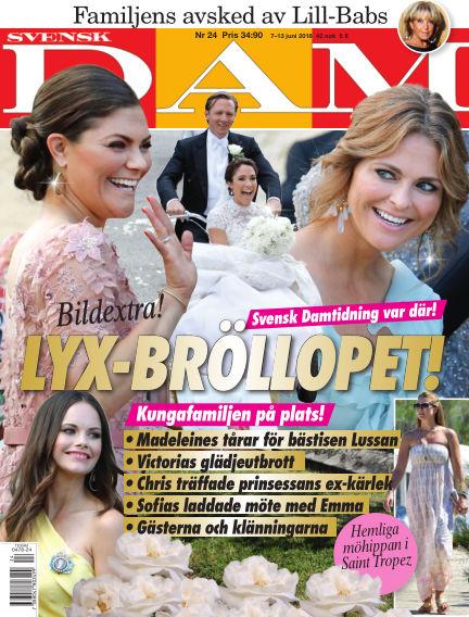 Svensk Damtidning June 07, 2018 00:00