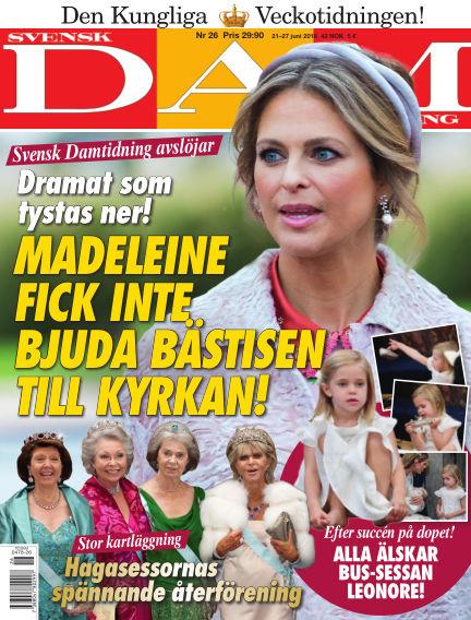 Svensk Damtidning June 21, 2018 00:00