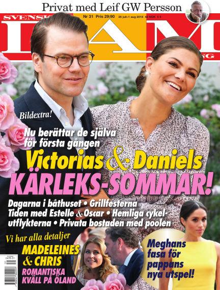 Svensk Damtidning July 26, 2018 00:00
