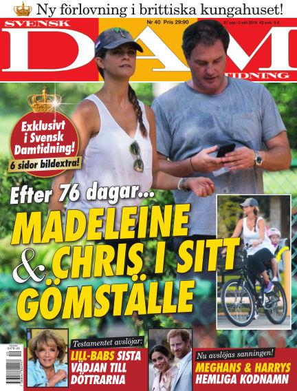 Svensk Damtidning September 27, 2018 00:00
