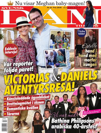 Svensk Damtidning October 25, 2018 00:00