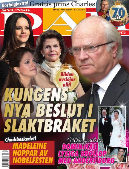 Svensk Damtidning November 08, 2018 00:00