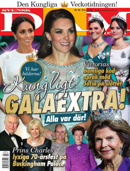 Svensk Damtidning November 22, 2018 00:00