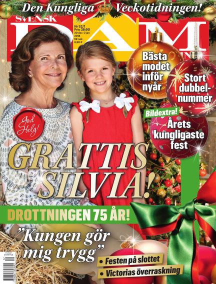 Svensk Damtidning December 20, 2018 00:00