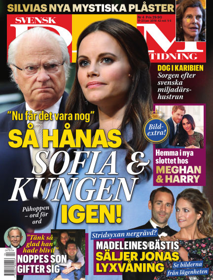 Svensk Damtidning January 17, 2019 00:00