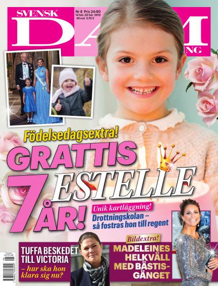 Svensk Damtidning February 14, 2019 00:00