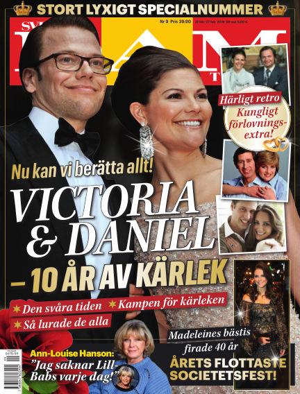 Svensk Damtidning February 21, 2019 00:00