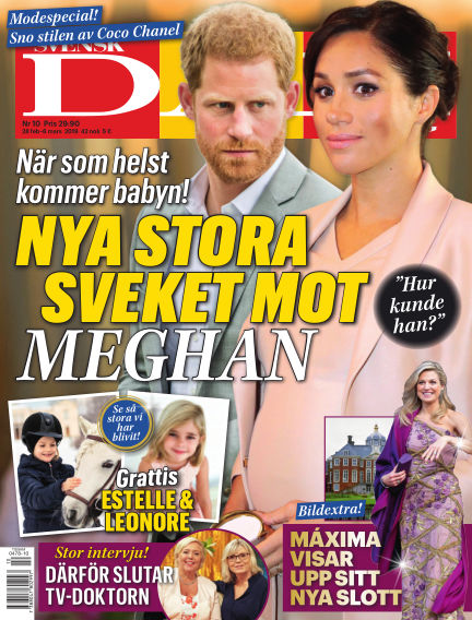 Svensk Damtidning February 28, 2019 00:00