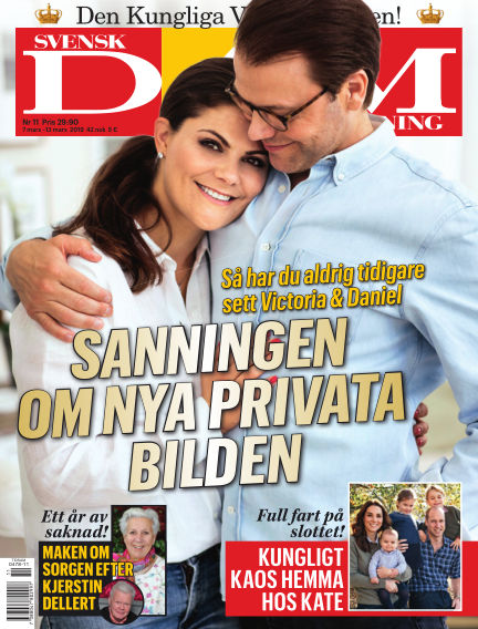 Svensk Damtidning March 07, 2019 00:00