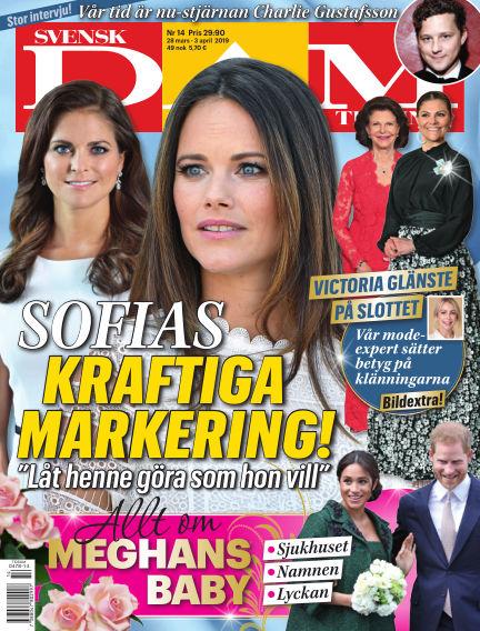 Svensk Damtidning March 28, 2019 00:00