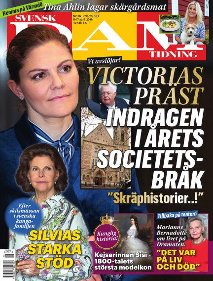 Svensk Damtidning April 11, 2019 00:00