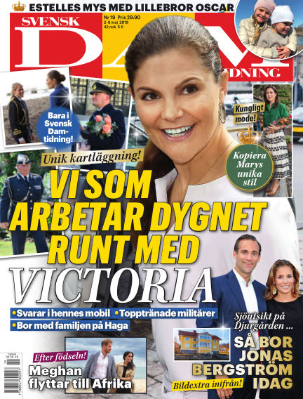 Svensk Damtidning May 02, 2019 00:00