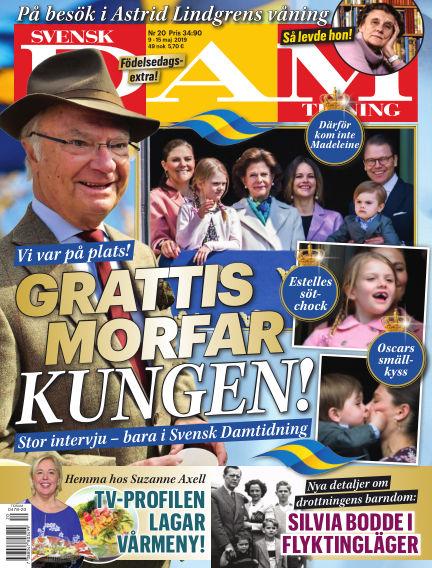 Svensk Damtidning May 09, 2019 00:00