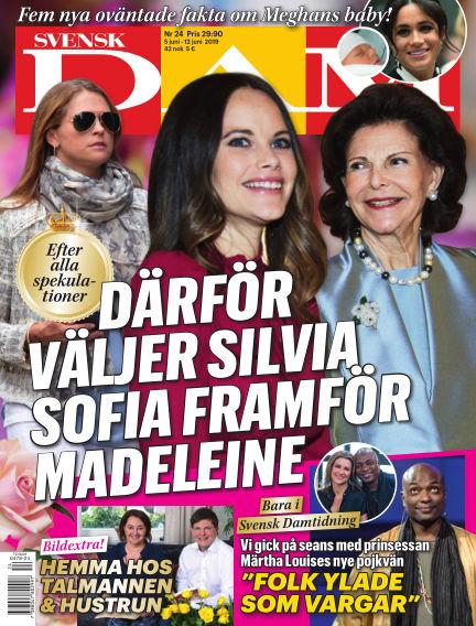 Svensk Damtidning June 05, 2019 00:00