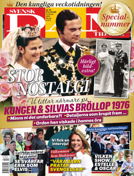 Svensk Damtidning June 13, 2019 00:00