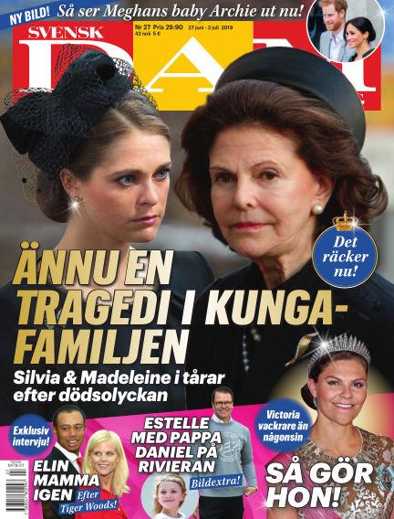 Svensk Damtidning June 27, 2019 00:00