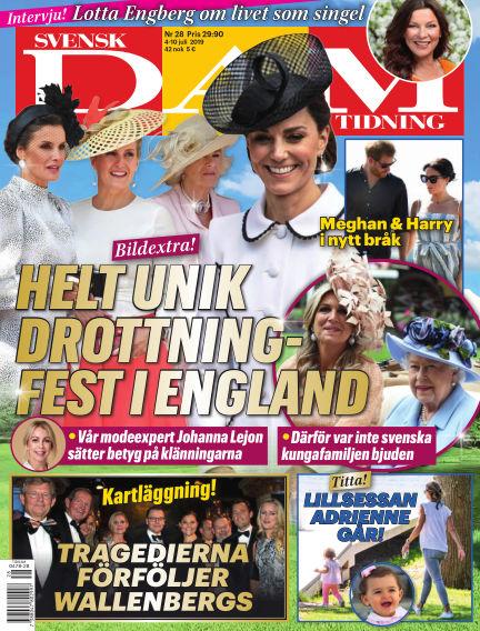 Svensk Damtidning July 04, 2019 00:00