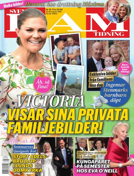 Svensk Damtidning August 22, 2019 00:00