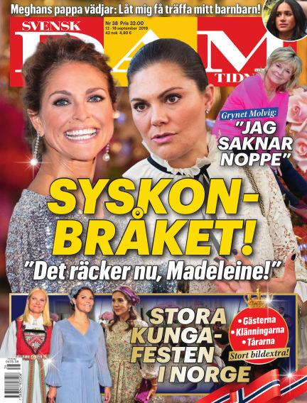 Svensk Damtidning September 12, 2019 00:00