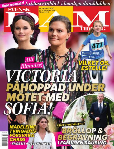 Svensk Damtidning September 19, 2019 00:00