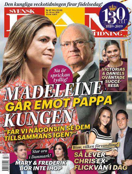 Svensk Damtidning November 14, 2019 00:00