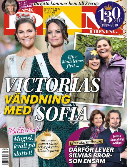 Svensk Damtidning November 21, 2019 00:00