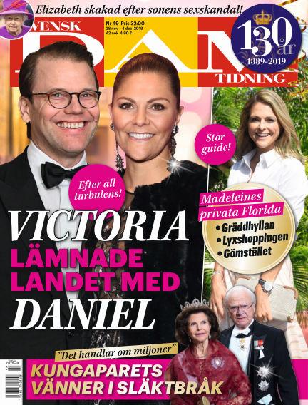 Svensk Damtidning November 28, 2019 00:00